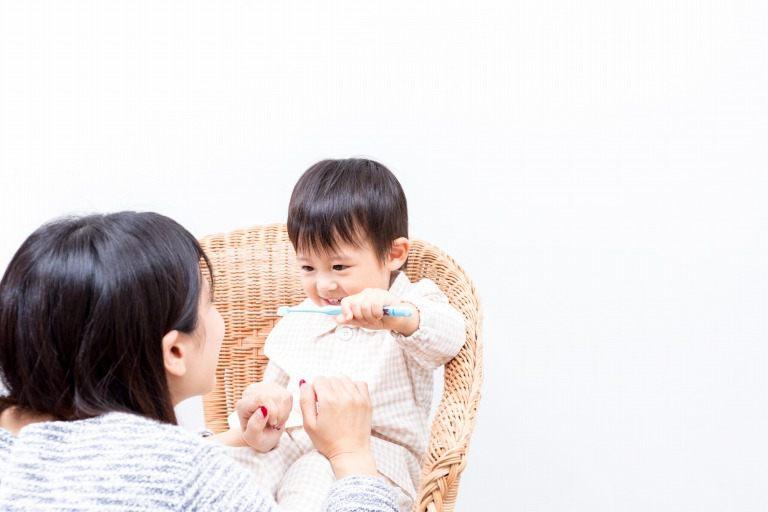 正しい歯磨き指導