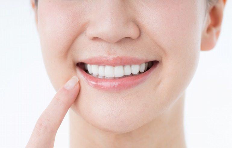 奥歯は大切な歯です